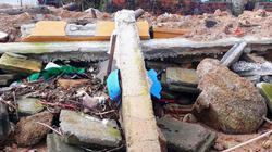 """Hình ảnh kè tiền tỷ ở Bình Định chưa xây xong đã """"đổ nát""""… đến khó tin!"""