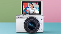 Canon trình làng máy ảnh EOS M200, giá 16 triệu đồng