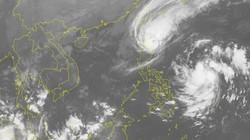 CẬP NHẬT MỚI NHẤT bão Kalmaegi giật cấp 13 tiến thẳng vào biển Đông