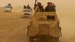 """Nóng: IS trỗi dậy, ồ ạt tấn công cướp """"hòn ngọc giữa sa mạc"""" của Syria"""