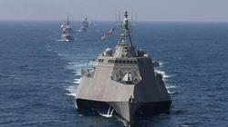Mỹ tăng cường sức mạnh tấn công ở Biển Đông bằng chiến hạm hiện đại nhất