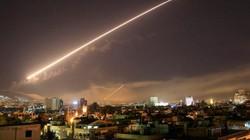 Israel ồ ạt tấn công vào Damascus, Syria gồng mình chống đỡ