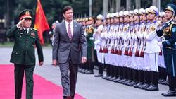 Bộ trưởng Quốc phòng Mỹ thăm Việt Nam 3 ngày