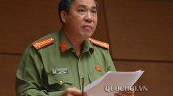 """Đại tá Công an dẫn vụ Quân """"xa lộ"""" và đề nghị cấm dịch vụ đòi nợ"""
