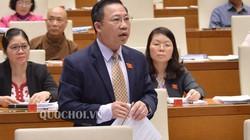 ĐBQH Lưu Bình Nhưỡng nêu sự lo ngại về nhà máy nước sông Đuống