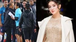 Á hậu Huyền My bức xúc khi HLV Park Hang-seo bị mỉa mai chiều cao