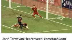 Báo Hà Lan gọi Văn Hậu là John Terry của Heerenveen