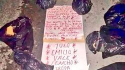 Mexico: Mở 7 túi đen bên đường, thấy cảnh hãi hùng cùng mẩu giấy nhắn rợn người