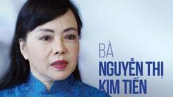 Infographic sự nghiệp và phát ngôn nóng của bà Nguyễn Thị Kim Tiến