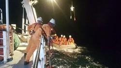 Cứu một ngư dân bị chấn thương sọ não trên biển Đà Nẵng
