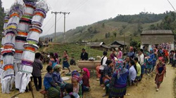 Sơn La: Súng nổ trên bản Hua Tạt vì có người mất