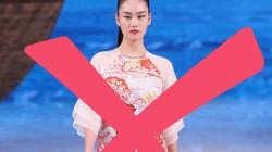 """Dậy sóng vì """"đường lưỡi bò văn hóa"""" trên chiếc áo dài bị """"chiếm đoạt"""" thành trang phụcTrung Hoa"""