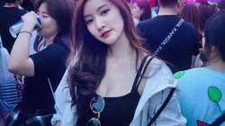 Nhan sắc đỉnh cao của hot girl Lào bị nhầm là gái Hàn Quốc