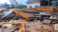 """Kè 12 tỷ ở Bình Định vừa xây đã """"đổ nát"""": Sai chỗ nào, chưa thể trả lời(?)"""