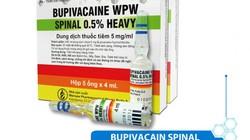 Bộ Y tế yêu cầu các bệnh viện báo cáo về sự cố thuốc gây tê