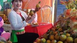 Cao Phong tưng bừng tổ chức lễ hội cam lần thứ 5