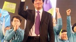 """Ứng viên lãnh đạo Đài Loan tuyên bố độc lập, Trung Quốc cảnh báo """"lạnh người"""""""