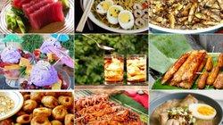 Đến Philippines xem SEA Games 30 nhất định thử 10 đặc sản độc lạ này
