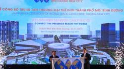 Trung tâm thương mại thế giới TP mới Bình Dương sẽ kết nối với tuyến Metro số 1