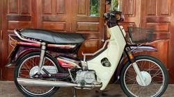 """Cận cảnh Honda Dream Thái gần 20 tuổi """"thét"""" giá ngang Honda SH"""