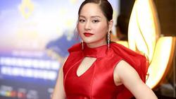 Nhã Phương, Lan Phương nổi bật trong sắc đỏ, xanh tại thảm đỏ Liên hoan phim Việt Nam XXI