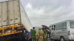 Vụ tai nạn 13 người thương vong: Giây phút đâm nhau, 2 xe chạy tốc độ bao nhiêu?