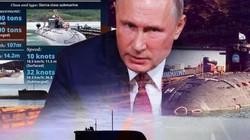 2 tàu ngầm Nga bí mật song đấu dưới đáy biển băng giá