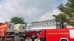 Gần 1.000 công nhân nghỉ việc sau vụ cháy ở Bình Dương