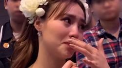"""Ninh Dương Lan Ngọc khóc nức nở: """"Tôi xin phép khán giả chỉ hát nhép, không thể hát live!"""""""