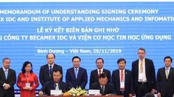 """Bình Dương và Singapore xây dựng dự án hỗ trợ khởi nghiệp và sáng tạo """"Block 71"""""""