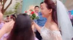 Cô giáo nghẹn ngào nhận món quà gây sốt từ học sinh trong ngày cưới
