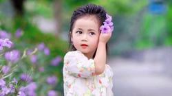 Cô bé hạt tiêu Nguyễn Gia Linh: Gương mặt mẫu ảnh siêu đáng yêu