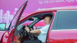 HLV Park Hang-seo đã nhận bao nhiêu chiếc ô tô từ khi đến Việt Nam?