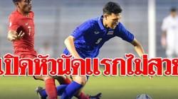 Báo Thái: U22 Thái Lan bất lực và sập bẫy phản công
