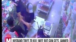 Brazil: Chĩa súng vào đầu vợ bóp cò, không ngờ kẹt đạn tới 4 lần