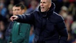 """Real Madrid """"đánh rơi điểm"""" đáng tiếc, HLV Zidane phản ứng bất ngờ"""