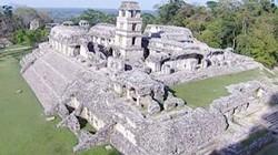 Phát hiện về thành phố cổ của người Maya gây kinh ngạc