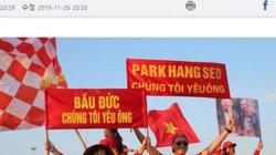Vì HLV Park Hang-seo, truyền hình Hàn Quốc làm điều khó tin ở SEA Games