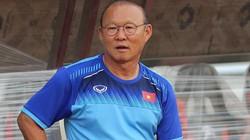 HLV Park Hang-seo đột ngột thay đổi cảm xúc trước trận đấu U22 Lào