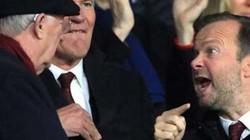 Tiết lộ nội dung cuộc tranh cãi nảy lửa giữa Sir Alex và Woodward