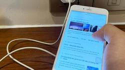 Thiếu niên 16 tuổi cụt tay vì điện thoại phát nổ trong lúc sạc pin