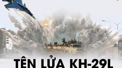 Infographic: Nhấn nhầm nút phóng tên lửa, lính Nga phải đền gần nửa triệu USD