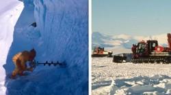 Đục khối băng 2 triệu năm tuổi, giới khoa học có phát hiện quan trọng