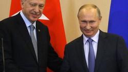 Erdogan phũ phàng với NATO, Putin mừng rơn