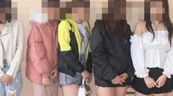 """9 cô gái """"thác loạn"""" xuyên màn đêm cùng nhóm bạn trai trong """"động lắc"""""""