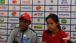 """Bị ĐT nữ Việt Nam """"đánh tennis"""", HLV Indonesia nói gì?"""