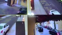 Video: Hai sát thủ cải trang bắn chết công chức Mexico ngay khi vừa rời nhà