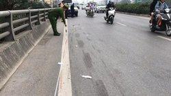 Truy tìm đối tượng gây tai nạn chết cháu bé tại đường Bưởi trên cao
