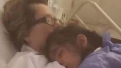 Con gái phát ra tiếng kêu khi đói, mẹ bất tỉnh suốt 30 ngày bỗng mở mắt cho con bú