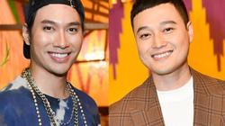 """Quang Vinh vui vẻ chụp ảnh chung cùng """"người tình tin đồn"""""""